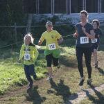 5K runners having fun