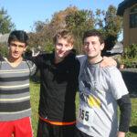 Three student participants