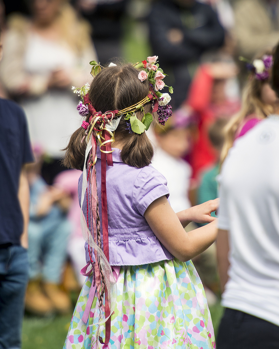 May Day Celebration And Spring Fair