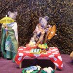 mouse puppet picnic