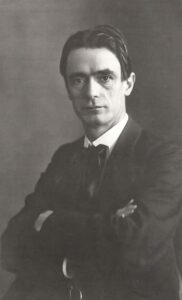 Rudolf Steiner circa 1905