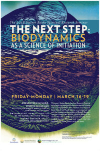 The Next Step: Biodynamics as a Science of Initiation poster