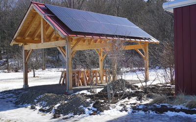 We've Gone Solar!