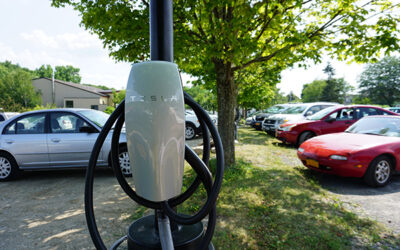 Hawthorne Valley Adds Electric Vehicle Charging Stations