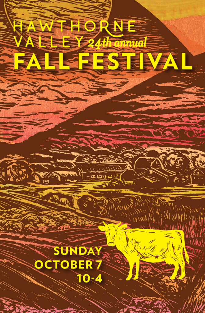 Fall Festival 2018 artwork
