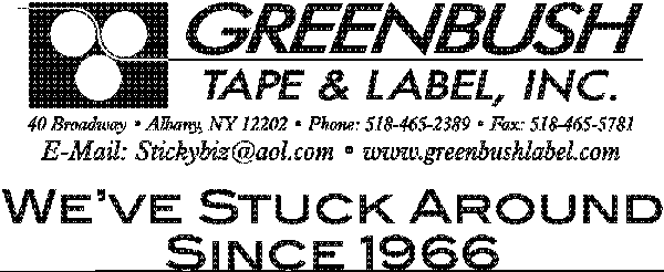 Greenbush Tape & Label
