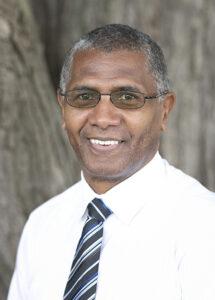 Portrait of Thomas Brown, HVS High School Math & Science Teacher