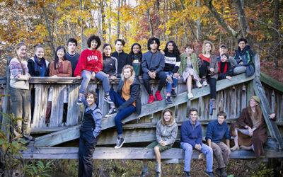 Hawthorne Valley School's Seniors Present Projects Online